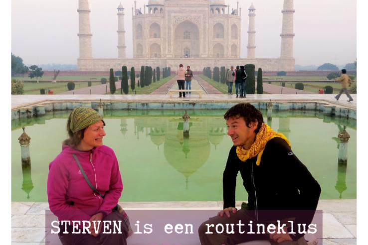 reizen schrijven rouwen roadtrip rouwverwerking schrijven bloggen boekauteur rouwroman