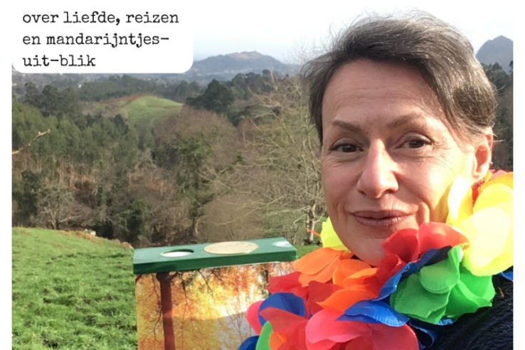 Reizen Schrijven Rouwen Verbinding Liefde Veerkracht Boekauteur Blogger